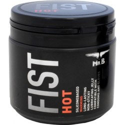 Fist Lube Hot 500 ml