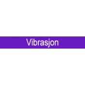 Med vibrasjon