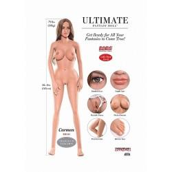 Ultimate Fantasy Doll - Carmen (165 cm)