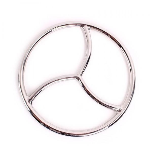 Shibari Ring Tri - Bondagering i metall