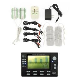 Rimba - Electro box med LCD sjerm