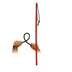 Poing - Fleksibel stokk rød