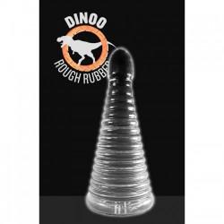 Dinoo - Xiong, Stor dildo transparant