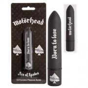 MOTÖRHEAD – Ace of Spades, 10 funksjoners Bullet Vibrator