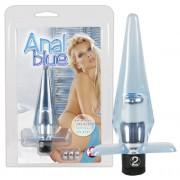 Anal Blue vibrerende Buttplug