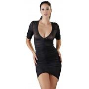 Cottelli Party - Delvis gjennomsiktig kjole