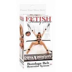 Fetish Fantasy - Bondage Belt Restraint System